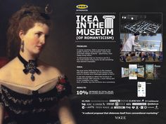 Clio Awards Winning Ad by for Ikea Advertising Awards, Creative Advertising, Ikea, Real Life Games, Study Board, Interactive Media, Magazine Layout Design, Concept Board, Ad Design