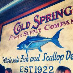Cold Spring Fish & Supply Co.