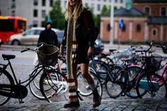 Klara Kristin | Copenhagen via Le 21ème