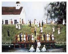 First Sunday by Gilbert Young | The Black Art Depot