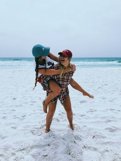 Beach picture with your best friend. Edited by VSCO
