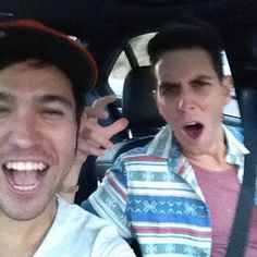 Forget shipping Peterick or Gabilliam.I was over herre Gater! Pete Wentz and Gabe Saporta! The Midnight Beast, Cobra Starship, Fanfiction Writer, Pete Wentz, Pierce The Veil, Having A Bad Day, Fall Out Boy, My Chemical Romance, Music Bands