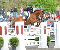 Beezy Madden - My personal role model.  Jumping higher than she stands tall. :)