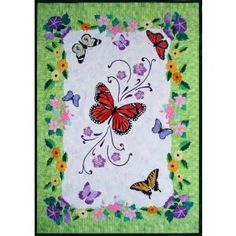 Honeycomb Shape, Butterfly Quilt, Baby Quilt Patterns, Applique Quilts, Beautiful Butterflies, Quilt Making, Quilting Projects, Baby Quilts, Quilt Blocks