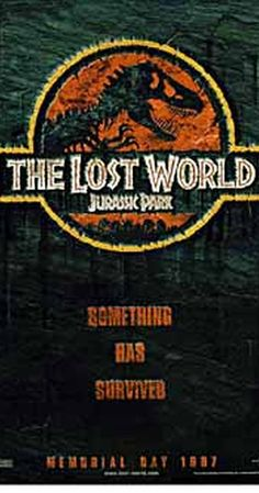 The Lost World:  Jurassic Park - Directed by Steven Spielberg.  With Jeff Goldblum, Julianne Moore, Pete Postlethwaite, Vince Vaughn. A research team is sent to the Jurassic Park Site B island to study the dinosaurs there while another team approaches with another agenda.