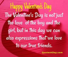 Happy Valentine's Day Quotes, Messages & Wishes 2020 Valentine's Day Quotes, Good Wishes Quotes, Wife Quotes, Best Friend Quotes, Happy Quotes, Valentines Day Quotes For Husband, Happy Valentines Day Funny, Valentines Day Messages