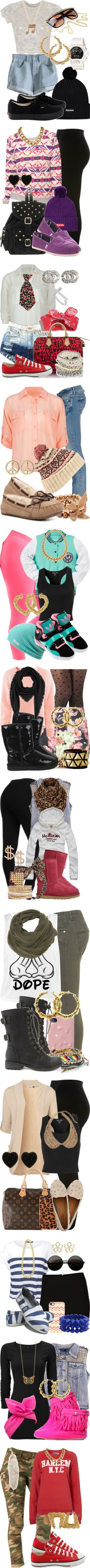 """""""Swagg Part 7"""" by littlemissdeaja ❤ liked on Polyvore"""