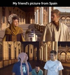 Star Wars' Stage In Real Life #funny #meme