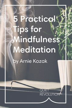 How to be mindful about your breathing and meditation