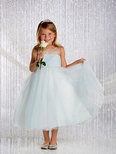 (729) Cinderella (Flower Girl by Alfred Angelo) #Cinderella