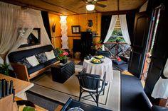 Romantic Oceanfront Bali Cottage  - vacation rental in Big Island, Hawaii. View more: #BigIslandHawaiiVacationRentals