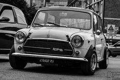 Innocenti Mini Cooper 1300 NIKON D3000 70-300mm F/4 1/640 sec.  ISO: 100 70mm . . . . . #nikonitalia #ilphalpha #photo #photos #pic #pics #picture #pictures #snapshot #art #beautiful #instagood #picoftheday #photooftheday #color #all_shots #exposure #composition #focus #capture #moment