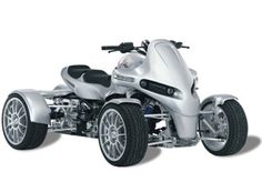 Gruter and Gut Road Legal Quad with a 1130cc 2 Cylinder BMW Motor and a Top Speed of 105mph