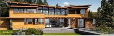 Casa de estilo Contemporáneo