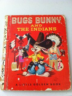 someones bday os coming...http://www.etsy.com/listing/77668481/bugs-bunny-and-the-indians-vintage