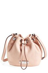 MARC BY MARC JACOBS 'Too Hot to Handle' Leather Drawstring Bag available at Nordstrom.