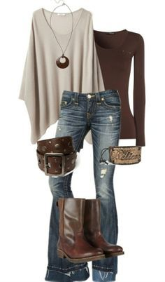 Love it! – Click image to find more fashion posts not crazy about the boots but i like the rest of the outfit