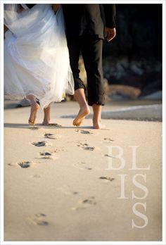 On the beach wedding venue, Waihi Beach New Zealand