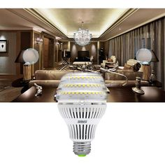SANSI 22W Omni-directional Ceramic LED Light Bulbs