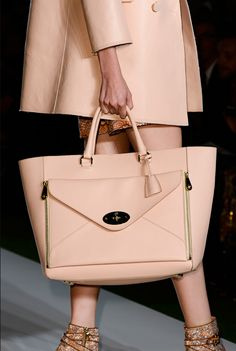 Mulberry Spring 2013 London Fashion Week