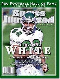 Reggie White...always in our hearts!