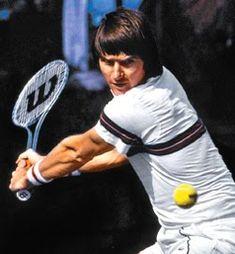 Jimbo. Que talento había que tener para jugar de la increíble forma en que lo hacia, con esa raqueta.