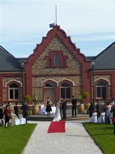 Barossa Valley Adelaide South Australia WeddingVenues Built In The French Germanic Style Of Architecture Chateau Tanunda Brings