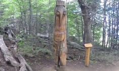El Bosque Tallado, mágico y natural /The magical and natural Carved Forest. [ESP/ENG] — Hive Carving, Tours, Natural, Plants, Wood Trunk, Statues, Woods, Adventure, Tourism