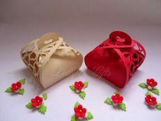 Caixinhas Bem Casados/doces - Pacote 25 Unidades