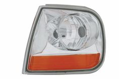 01-04 FORD F-SERIES PICKUP PARK/SIGNAL LAMP DRIVER SIDE #AftermarketProducts