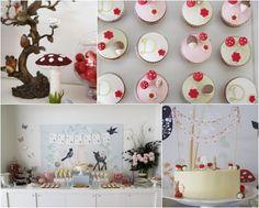 Ideas para fiestas de cumpleaños de primavera