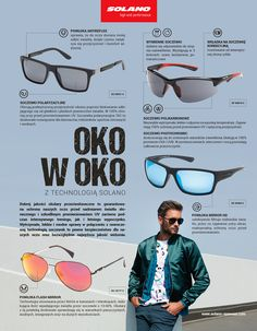 Logo Magazine Advertorial #press #magazine #man #eyewear