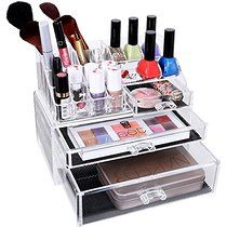 Pin by Sheila Grosdidier on makeup storage Pinterest Makeup