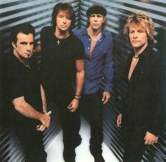 Bon Jovi circa 2002 - #Bounce era @anderbj   Tumblr