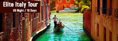 Europe group tours foremost travel agency provides elite italy holidays and vacation tour Packages 2014 with affordable prices and lots of entertainment.