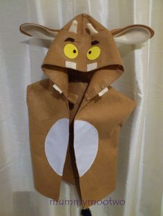 Totally attempting to make this for Sonny's book week costume!