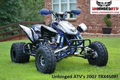 2007 TRX450R