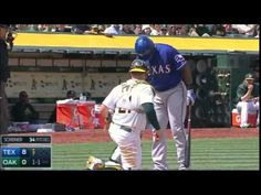Funny Baseball Bloopers of 2015, Volume Three