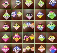 Bookmark Monsters craft activity from Pinterest. Click on the links posted on my blog for instructions. Kids Art Class, Art For Kids, Classroom Activities, Craft Activities, Monster Bookmark, Diy Paper, Paper Crafts, Ribbon Hair Clips, Disney Clipart