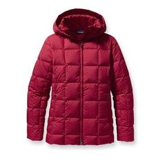 Patagonia Women's Down With It Jacket LOVE THIS IN BROWN