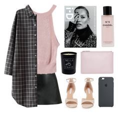 """""""cheeky"""" by jesicacecillia ❤ liked on Polyvore featuring T By Alexander Wang, Whistles, Chanel, Bella Freud and Diane Von Furstenberg"""