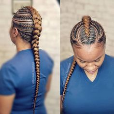 Hairstyles 2019 Female Braids : The Trends for New Look Latest Braided Hairstyles, Long Weave Hairstyles, Box Braids Hairstyles For Black Women, Try On Hairstyles, African Braids Hairstyles, Female Hairstyles, Black Hairstyle, Teenage Hairstyles, Blonde Box Braids
