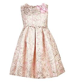 Bonnie Jean 716 Brocade Dress #Dillards