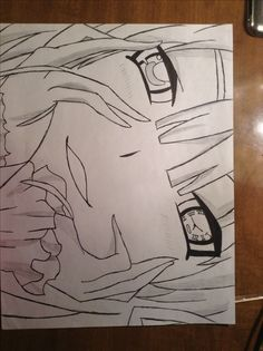 It all started with this drawing. Kurumi Tokisaki from Date a Live. #anime