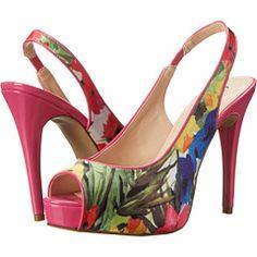 guess aerra high heels multi