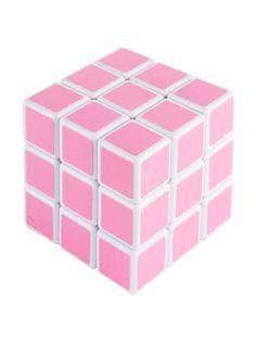 Zauberwürfel für Blondinen rosa 5,5x5,5x5,5cm. Aus der Kategorie Originelle Geschenkideen / Trash Geschenke. Kennen Sie noch die Zauberwürfel aus den 80er-Jahren? Das Geduldsspiel hat schon so Manchen zur Weißglut getrieben und ist dann im Zorn schnell in der Ecke gelandet. Doch bei dem Zauberwürfel für Blondinen in trendigem Rosa müssen Sie sich keine Gedanken machen, denn er ist ganz bestimmt zu 100% frustfrei!