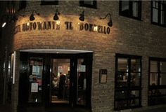 Il Bordello - Pizzeria & Restaurant, 81 Wapping High Street   020 7481 9950    11/10 so good great value