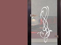 Glasdekor Glastür Aufkleber Fensterfolie für Schlafzimmer Geschnörkel (Größe=139x57cm) Graz Design http://www.amazon.de/dp/B00JO9PCE2/ref=cm_sw_r_pi_dp_2Ilgub17608V1