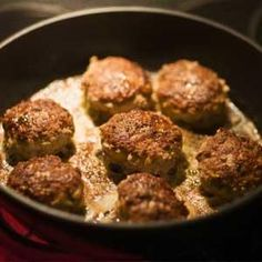 Lamb rissoles and onion gravy - Delicious speedy meal | Find tasty recipes at Reader's Digest Australia | Reader's Digest Australia