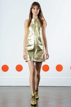 Lisa Perry Fall 2015 Ready-to-Wear Fashion Show - Daga Ziober